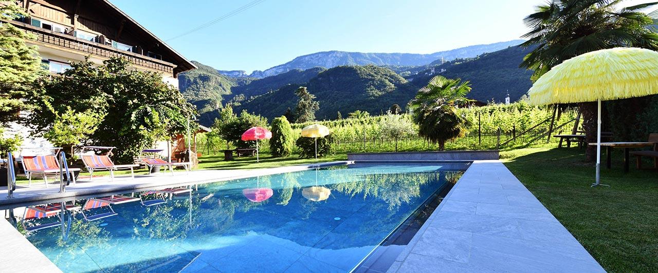 Sterne Hotel Sudtirol Pool
